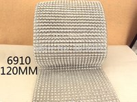 Wholesale Y6910 kerryribbon mm Rhinestone Mesh trimming for diy Garment accessories