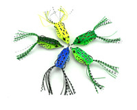 Cheap Frog Lure Best Soft Frog Fishing Lure