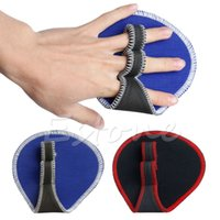 Wholesale Grip Weight Lifting Gloves Pads Fingerless Support Gym Workout Fitness Training