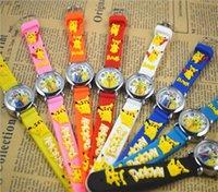 balls silicone watch - Fashion Poke go ball watches D Cartoon Anime Digimon Poke mon Kids Wristwatches Silicone Quartz Wrist Watch Watches For Kids Birthday Gift