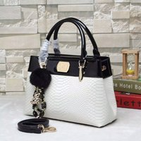 american press - Women bags New Hot Italy High Quality Totes cow Leather handbag Patent Leather pressed serpentine cross body bag Shoulder Bags