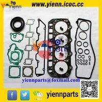 Wholesale Yanmar TNE98T TNE98 D98E engine gasket kit with cylinder head gasket for Komatsu FD20H FD25H TAKEUCH TB175W