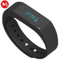 Wholesale Original iwown i5 Plus Smart Bracelet Wristband Bluetooth Waterproof IP65 Smartband Smart Band Sleep Monitor Watch