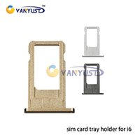 bar trays - High quality New sim card tray holder For iPhone inch repair replacement