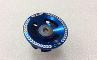 Wholesale Wrist group cover ultralight CNC spend made the lid with hollow out the riser core screw front fork