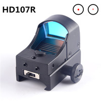 Wholesale Holographic Sight Micro Reflex Red Dot Scope Levels Mini Red Dot Hunting Rifle Scopes Red Dot Scope Micro Red Dot Collimator