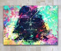 avatar pictures - HOT Handcraft Portrait oil painting on canvas Star Wars Avatar x36 No Frame