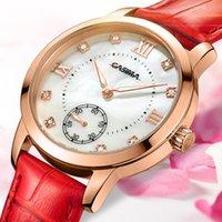 beautiful steel wristwatch - Luxury brand watches women dazzle beautiful Fashion casual charm DRESS quartz wristwatch women s WATERPROOF Stylish cheap watch CASIMA