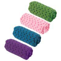 Wholesale Soft Travel Sport Fitness Exercise Yoga Mat Cover super light yoga mat towel Blanket