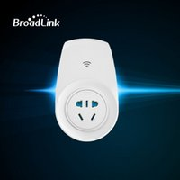 Wholesale BroadLink SP2 High Quality Easy Setup WiFi Plug Remote Control Smart Timer Switch Smart Home Automation System