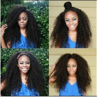 Cheap Free shipping malaysian hair bundles kinky curl 2pcs lot nature malaysian hair weave could be dyed and bleached 3,4,5pcs lot