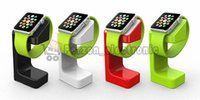 Wholesale New for Apple Watch StandHolderDesktop Display Keeper Dock Station Charging Cord Holder Fit for Apple Watch iWatch mm mm