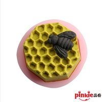 silicone soap molds - bee cellular Handmade diy soap silicone mold soap candle molds sheep mould moulds form for soap