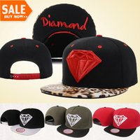 best basketball ball - Best choose Lastest Diamond Panel Snapback caps white grey red colour mens adjustabale basketball hats simple styles
