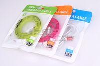 abs data - 600pcs USB Data Cable Packaging Plastic Bags Original Universal Serial USB Zipper Bag For Display