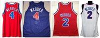 basketball chris - 4 Chris Webber jersey Washington basketball jerseys Chris Webber jeseys