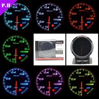 Wholesale 2 quot New mm Advance DEFI BF Link Meter Gauge Auto Oil Pressure Gauge in stock ready to ship