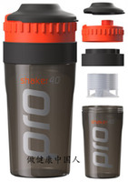 adult powder milk - 2015 New Protein powder shaker bottle fitness special whey protein shaker milk shaker Christmas Present