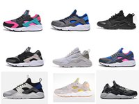 Wholesale Unisex huarache shoes Running Shoes For Women Men huraches Lightweight Sneakers Athletic Sport Outdoor Huarache trainer size