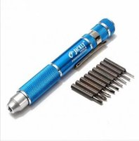Wholesale JK B In Precision Screwdriver Bits Set for Mobile Phone Laptop Computer Repair Tools Kit Hex Phillips Slotted