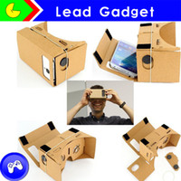 android process - VR GLASS VR BOX DIY Google virtual reality glasses easy installation process within minutes for inch screen cellphone Complete Kit