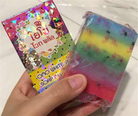 best fruits shipping - 2016 the best selling Gluta Whitening Soap rainbow soap OMO White Mix Fruits Color Alpha Arbutin Anti Dark Spot DHL