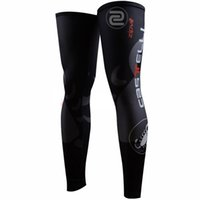 Wholesale New Style Cycling Leg Warmers Women And Men Sunproof Guard Knee Sleeves For Protective Gear Sport Outdoor Bike Bicycle Warmers SZ16 K01