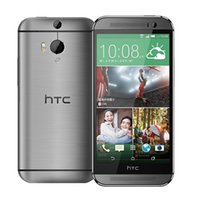 Wholesale Refurbished Original Unlocked HTC One M8 Mobilephones MSM8974AC Quad Core GB GB ROM WCDMA LTE phone MP Cameras Android SmartPhone