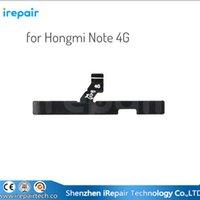 Wholesale Original Power Volume Button Flex Cable for Xiaomi Hongmi Redmi Note G G High quality Repair parts