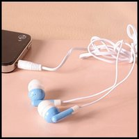Wholesale 300pcs New mm In Ear Headphone Earbud Earphone Headphone for PC Laptop MP3 MP4