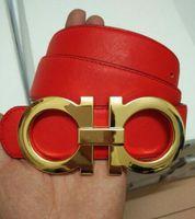 Wholesale new2016 designer belts men high quality Big buckle ferragi amo belt summer style mens belts luxury belts for women