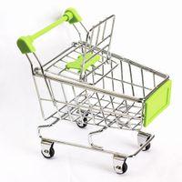 Wholesale Birds Parrot Toy Mini Handcart Mini Supermarket Handcart for Animal Training Parrot Hamster Galesaur