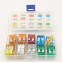ato atc - 72pcs Car Fuse Assortment Set Truck SUV Boat Regular ATO Standard ATC Puller