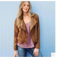 Wholesale 2016 new autumn zipper jacket women small coat blouses jackets for women woman clothes women Tassel coats