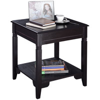 Wholesale End Table Durable Quality Furniture Shelf Decor Home Living Room New