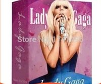 Wholesale paper collective super star lady gaga poker cards celebrity playing card as collection poker