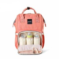 Wholesale Sunveno Multi function Mammy Bags Large Capacity Diaper Bag Maternity Backpack