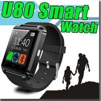 apple mate - U8 Wrist Smart Watch Waterproof Phone Mate Bluetooth Smart Watch For Android IOS Samsung s HTC for iphone s for s plus