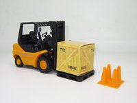 big constructions - Big Remote Control RC CONSTRUCTION forklift TRUCK with lights