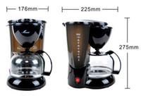 Wholesale CM1005 American household fully automatic drip coffee machine tea machine thermal coffee pot machine insulation coffee maker