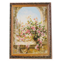 Wholesale Frameless Picture On Wall Digital Paint By Numbers DIY Canvas Oil Painting