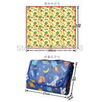 Wholesale GY01 Picnic Mat Large Size Foldable Cartoon Design Baby Climbing Mats Children s Play Mats Portable Beach Mats cm cm