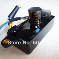 Wholesale kw avr F engine voltage regulators gasoline can electronic governor for generators parts power supply autostart genset governor