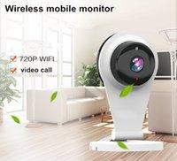 Wholesale Mini Wifi Wireless IP Camera P MP CCTV Security IP Camera smart wifi camera for home use good IP camera