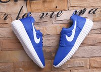 Cheap Classical 1Nike Roshe Run Running Shoes For Men Top Quality Lightweight Breathable Roshe Runs Athletic London Olympic Sport Sneakers 39-44