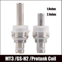 Cheap Replacement Coil MT3 Coil GS-H2 Coil Protank Coil clone for MT3 PROTANK Mini protank GS H2 Atomizer Detachable core e cig rebuildable coil