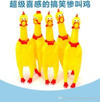Wholesale Hot Creative Commodity Shrieking vent trumpet screaming chicken Tricky Toy