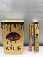 Wholesale Newest Kylie Jenner Lipkit Limited Edition Birthday CONFIRMED exposed dolce k koko k candy k kristen leo Matte Lipstick