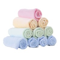 Wholesale Velvet Baby Handkerchief Washcloths The Perfect Gift for Baby Super Soft Absorbent Guaranteed Best Towels pack