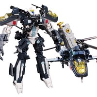 Wholesale Transformation Robots Super Fighter Skyhammer Action Figures Toys Robot Deform Aircraft Toy For Kids Gift Brinquedos Juguetes